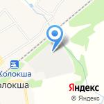 Колокшанский агрегатный завод на карте Владимира