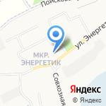 Средняя общеобразовательная школа №45 на карте Владимира