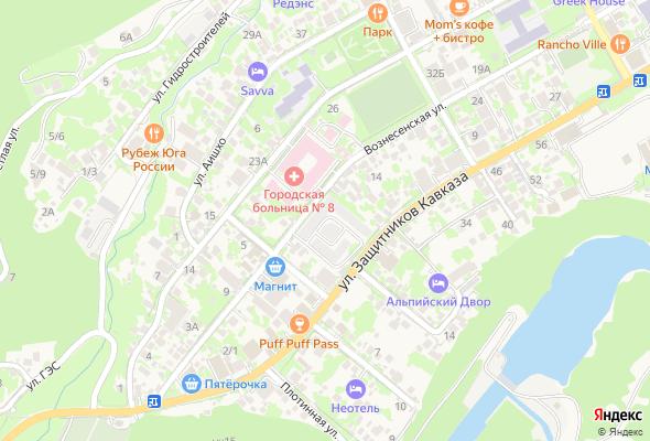 жилой комплекс Камелия парк