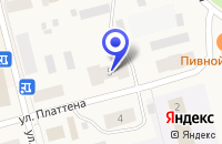 Схема проезда до компании НЯНДОМСКАЯ ГОСТИНИЦА в Няндоме