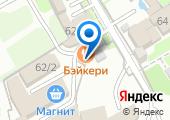 Художественная мастерская Николая Шаршакова на карте