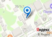 Хостел на Турчинского на карте