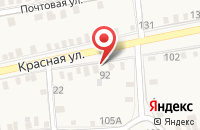 Схема проезда до компании НИКА в Абинске