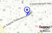 Схема проезда до компании ЮВЕЛИРНАЯ МАСТЕРСКАЯ в Шахтах
