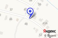 Схема проезда до компании МАГАЗИН АВТОЗАПЧАСТИ в Няндоме