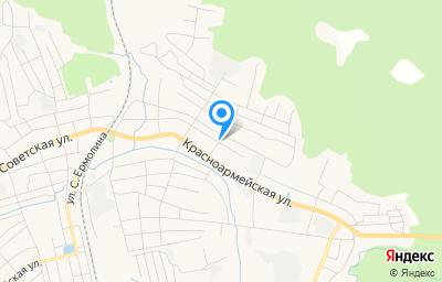 Местоположение на карте пункта техосмотра по адресу Архангельская обл, г Няндома, ул Колхозная, д 49А