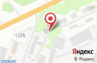 Схема проезда до компании Спектрполиграфия во Владимире