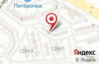 Схема проезда до компании Петровский Пух в Шахтах