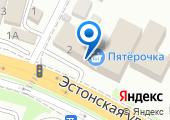 Поляна Тай на карте