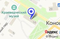 Схема проезда до компании ПАРФЮМЕРНЫЙ МАГАЗИН ДЛЯ ВАС в Октябрьском