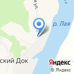 Лайдокский сельский дом культуры на карте Архангельска