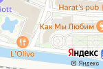 Схема проезда до компании Горки Город в Сочи