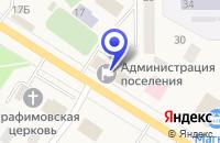 Схема проезда до компании ПАРИКМАХЕРСКАЯ ЛОКОН в Октябрьском