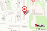 Схема проезда до компании Ярославский в Ивняках