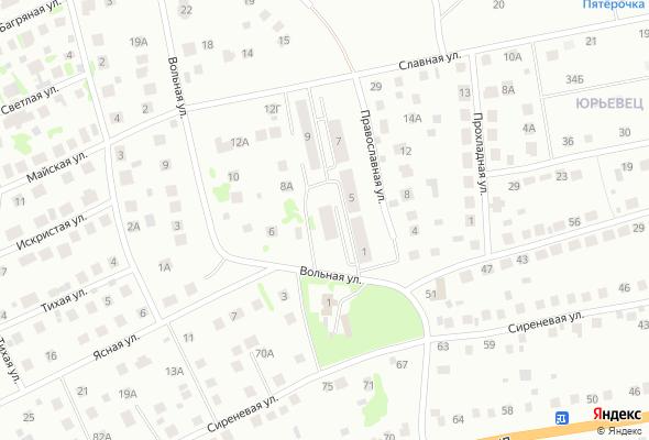 продажа квартир по ул. Православная