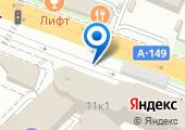 Petersburg на карте
