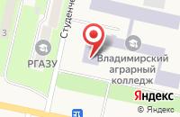 Схема проезда до компании Почтовое отделение в Новоалександрово