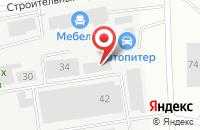 Схема проезда до компании Норд Ленд во Владимире