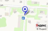 Схема проезда до компании МУП ПЛЕСЕЦКИЙ ХЛЕБОКОМБИНАТ в Плесецке