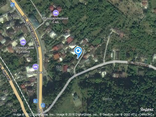 Продаю 1-комнатную квартиру, 27 м², Гагра, Абазгаа