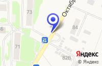 Схема проезда до компании КУЛИНАРИЯ ПОТРЕБИТЕЛЬСКОЕ ОБЩЕСТВО ПЛЕСЕЦК в Плесецке