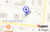 Схема проезда до компании МАГАЗИН ОБУВЬ в Плесецке