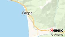 Отели города Отрадное на карте