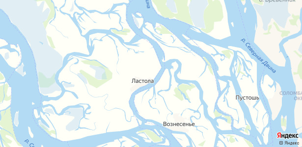 Онишово на карте