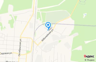 Местоположение на карте пункта техосмотра по адресу Архангельская обл, рп Плесецк, ул Юбилейная - 2, д 46