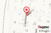 Схема проезда до компании АЗС ЛЕОНТИЙ в Глубоком