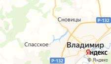 Отели города Богослово на карте