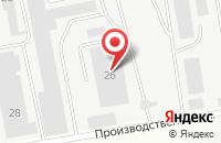 Схема проезда до компании Стеклоэкспорт во Владимире