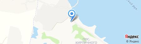 Ирида на карте Архангельска