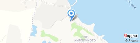Почтовое отделение связи №49 на карте Архангельска