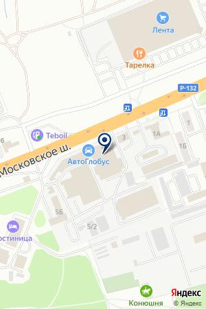 АВТОСАЛОН АВТОИМПОРТ на карте Владимира