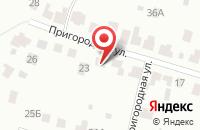 Схема проезда до компании Владимирский Институт Современной Женщины во Владимире