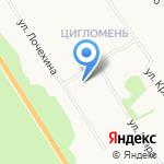 Питомец на карте Архангельска
