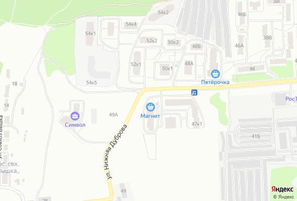 купить квартиру в ЖК по ул.Нижняя Дуброва №6 по гп