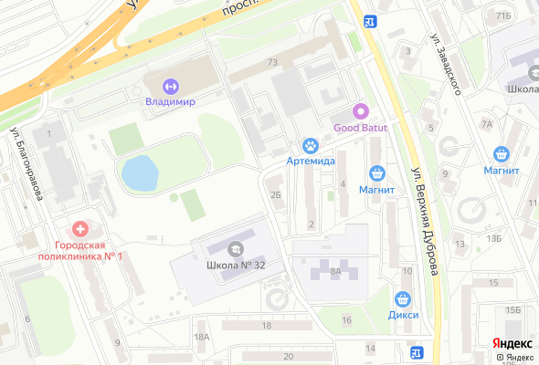 купить квартиру в ЖК по ул. Верхняя Дуброва