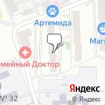 Магазин салютов Владимир- расположение пункта самовывоза