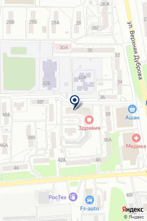 Альциона на карте Владимира