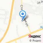 МещераДом на карте Владимира