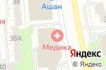 Схема проезда до компании Для мамуль во Владимире