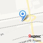 Владимирский завод ЖБИ на карте Владимира