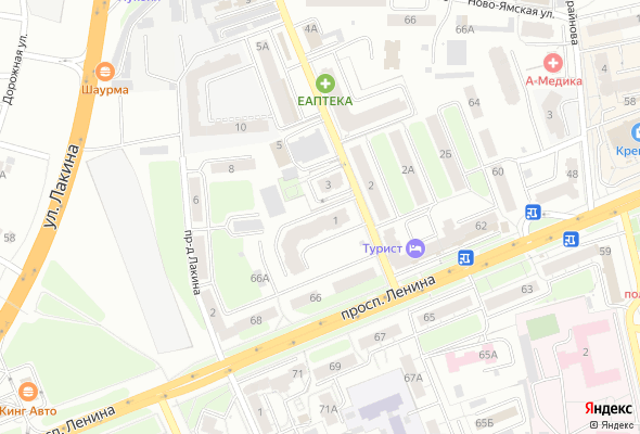 жилой комплекс по ул. Ставровская, 1