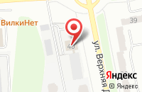 Схема проезда до компании Владавторесурс во Владимире