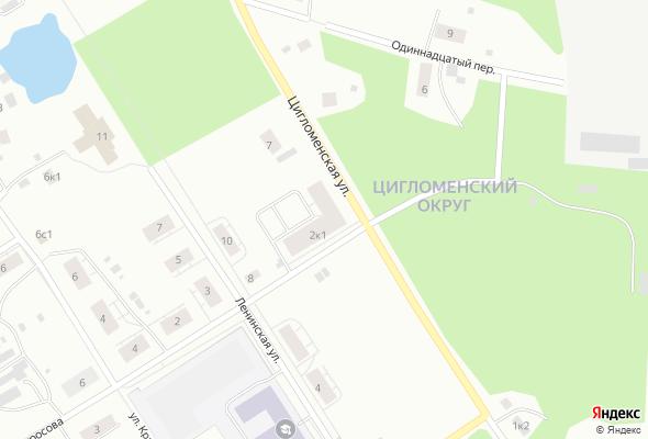 ЖК Дом на Матросова