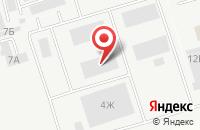 Схема проезда до компании Грузовой автосервис на Мещерской во Владимире