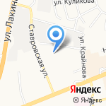 Владимирская автомобильная компания на карте Владимира