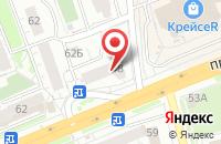 Схема проезда до компании Грэшлик во Владимире